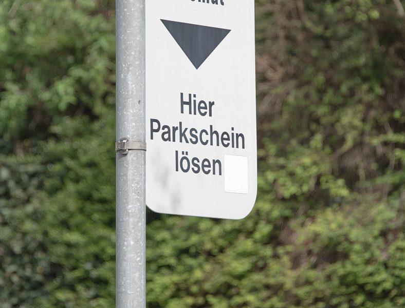 Ablehnung des CDU-Vorschlags, die Erhöhung der Parkgebühren für zwei Jahre auszusetzen