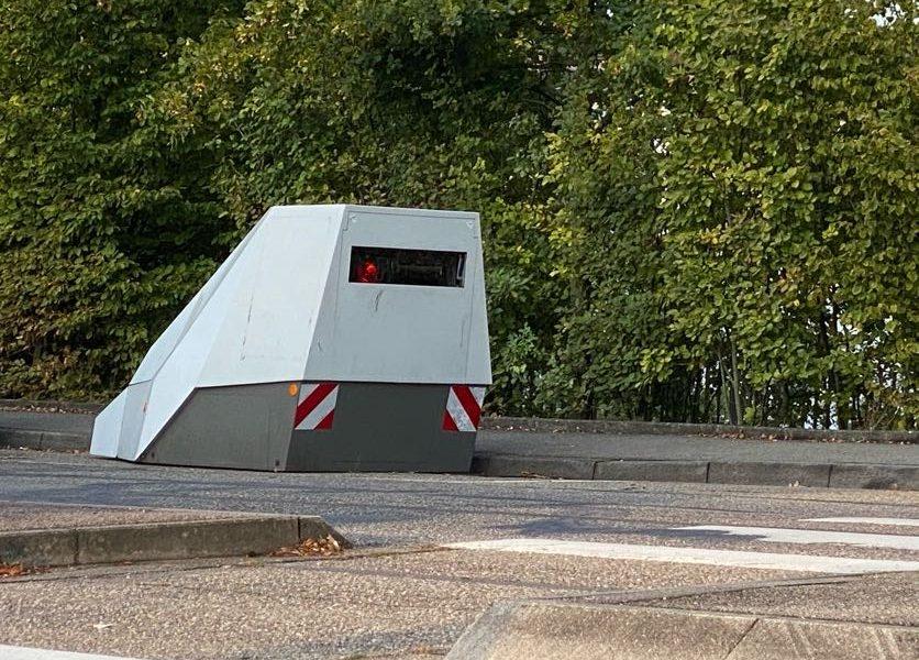 Prüfantrag: Einrichtung Streckenradar in Baden-Baden